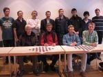 Das Album ansehen Bezirks-Mannschafts Blitz-Meisterschaft